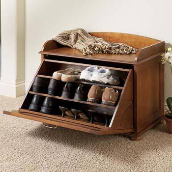 Bon And A Similar Option Is This Budget Friendly Shoe Cabinet Storage Unit From  Stacks And Stacks, Posted By Kim U0026 Ryan From NewlyWoodwards.