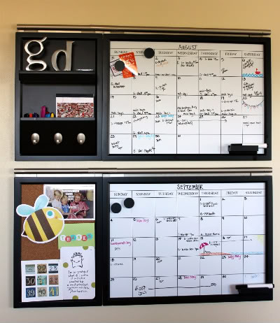 bulletin board ideas for kitchen - Kitchen Bulletin Board Ideas