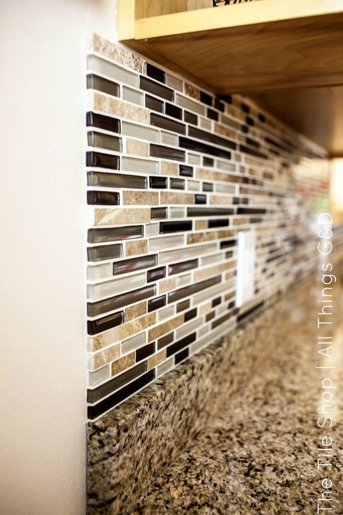 DIY Tile Backsplash (Riviera Beach) | All Things G&D | The Tile Shop
