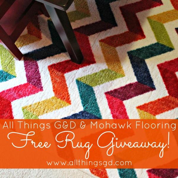 Free Rug Giveaway