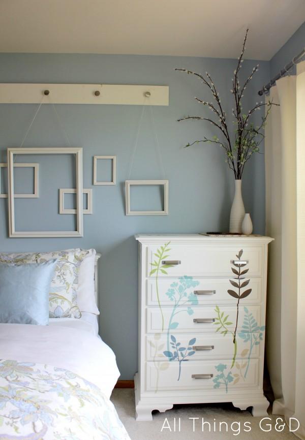 DIY Decal Dresser | www.allthingsd.com