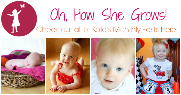Kate's Monthly Posts