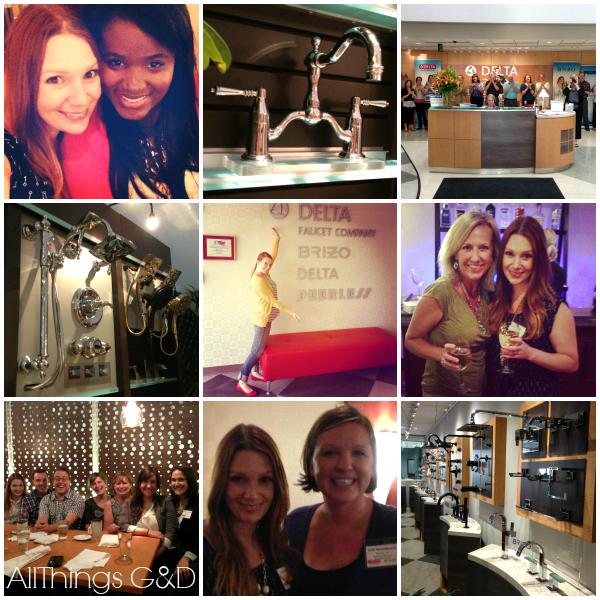 Delta Faucet Company 2013 Blogger Event