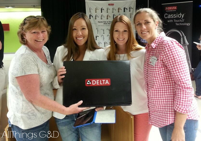 Delta Faucet Company\'s 2013 Blogger Event - All Things G&D