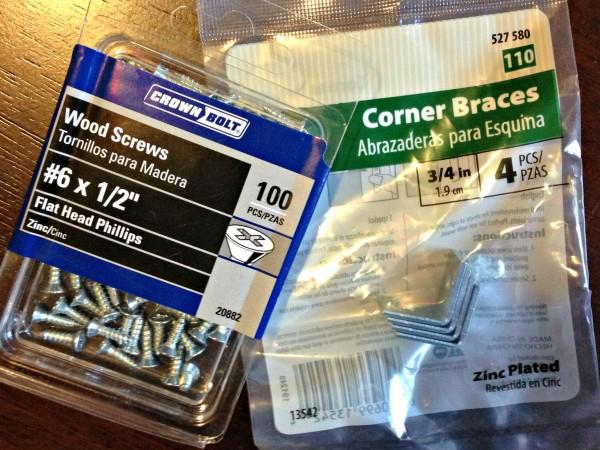 IKEA Expedit Add a Shelf Hardware Supplies