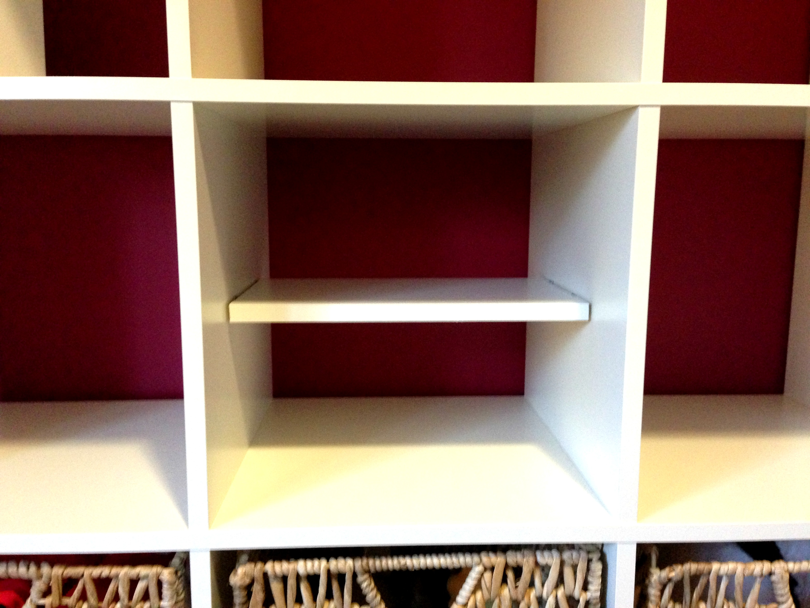 How To Add A Shelf To An Ikea Expedit All Things G D # Notice Expedit Ikea