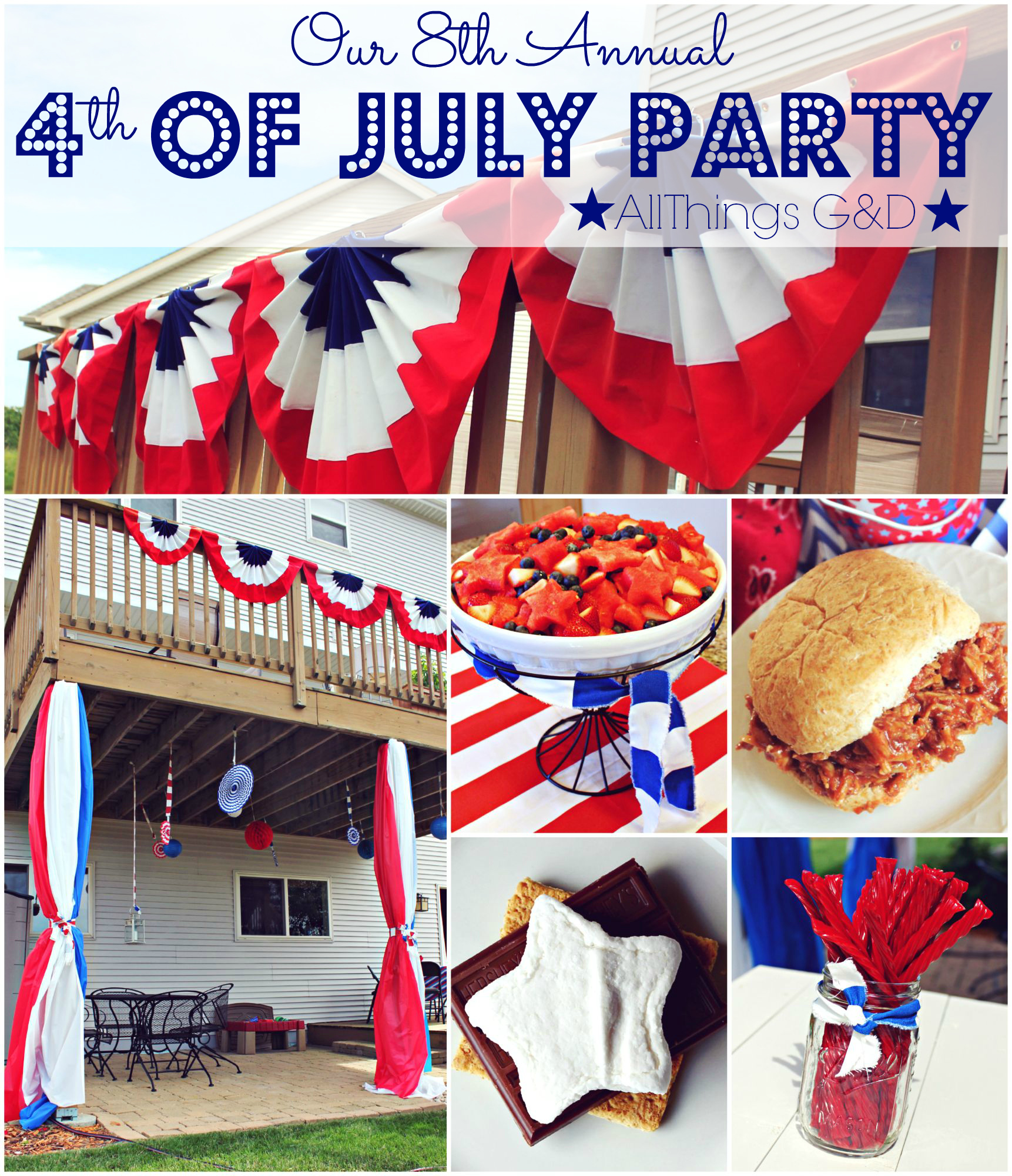 Fourth of July party games: 4th of July party ideas & tips