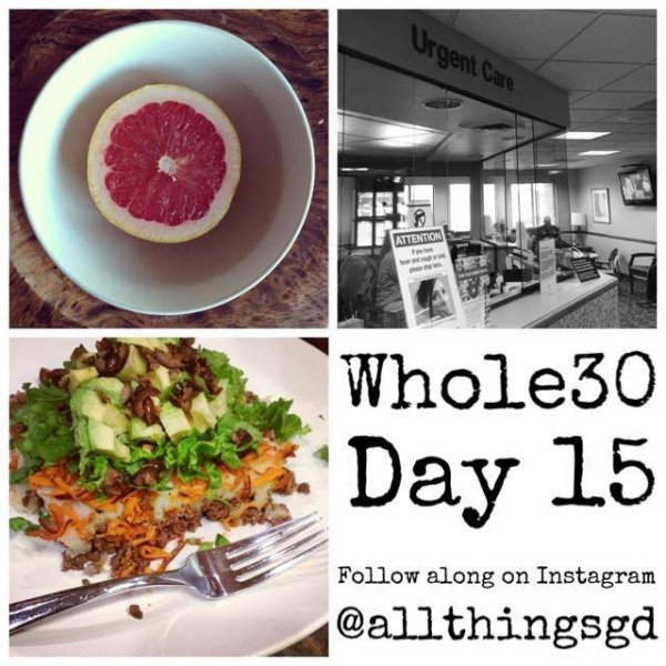 A week's worth of Whole30 meals and recipes. | www.allthingsgd.com