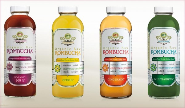 Things Loved Lately: Kombucha | www.allthingsgd.com
