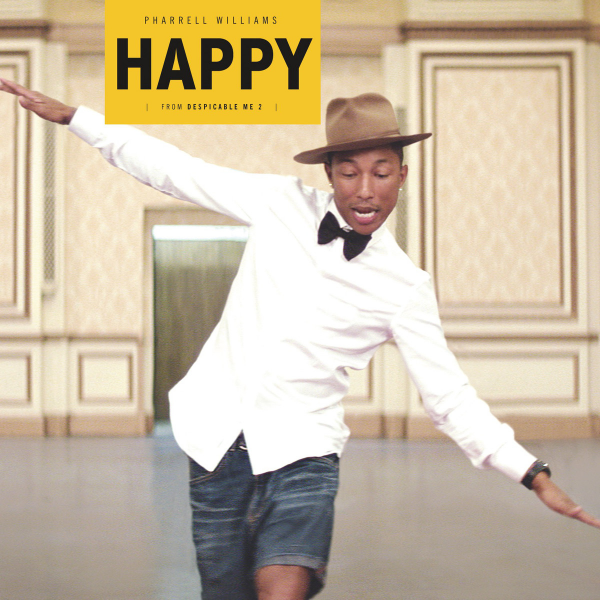 "Things Loved Lately: Pharrell William's ""Happy"" 