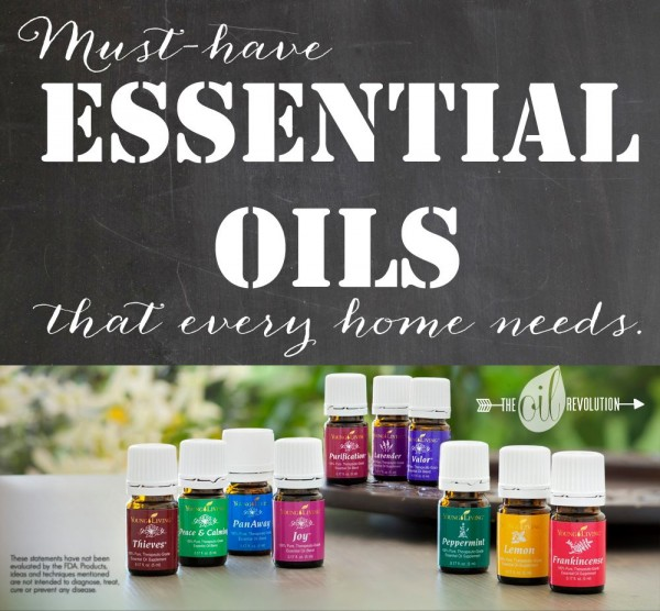 Must-Have Essential Oils that every home needs!