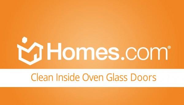 How To Clean Glass Between Oven Door