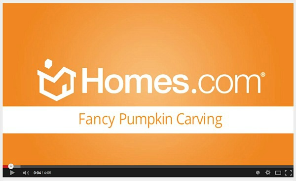 Learn how to carve a pumpkin like a pro with these pumpkin carving tips from Dusty Rogers for Homes.com!