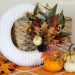 Repurposed-Sweater-Wreath-Fall