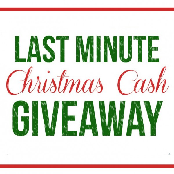 Christmas Cash Giveaway Square