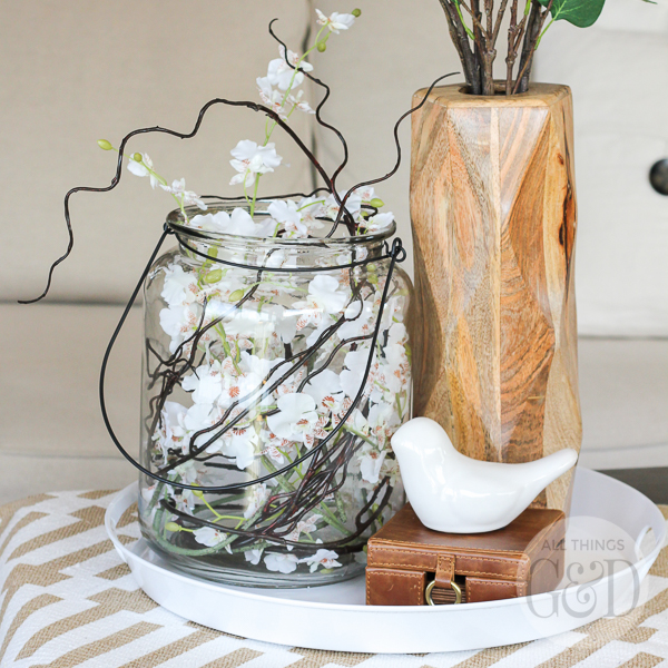 Spring Home Decor Design Ideas: Home Decor DIY Projects