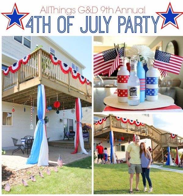 The most crowd-pleasing and frequently requested 4th of July party food served at our annual 4th of July parties over the past 9 years. | All Things G&D