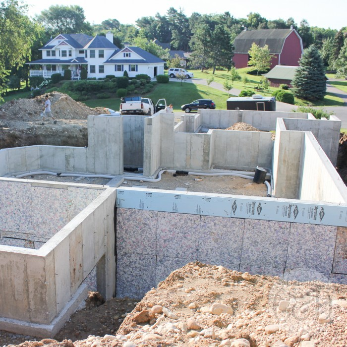 Construction of the ATG&D Dream Home in Cambridge, WI | All Things G&D