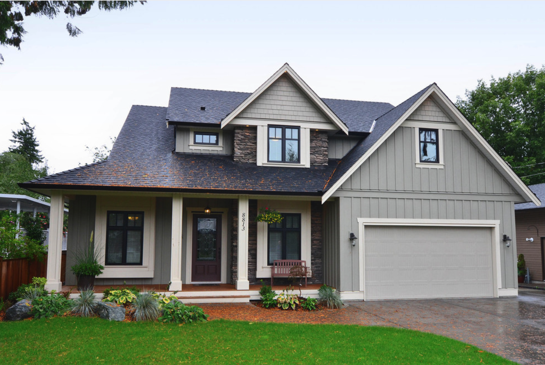 Beautiful Exterior Inspiration For The ATGu0026D Dream Home New Home Construction In  Cambridge, WI. |