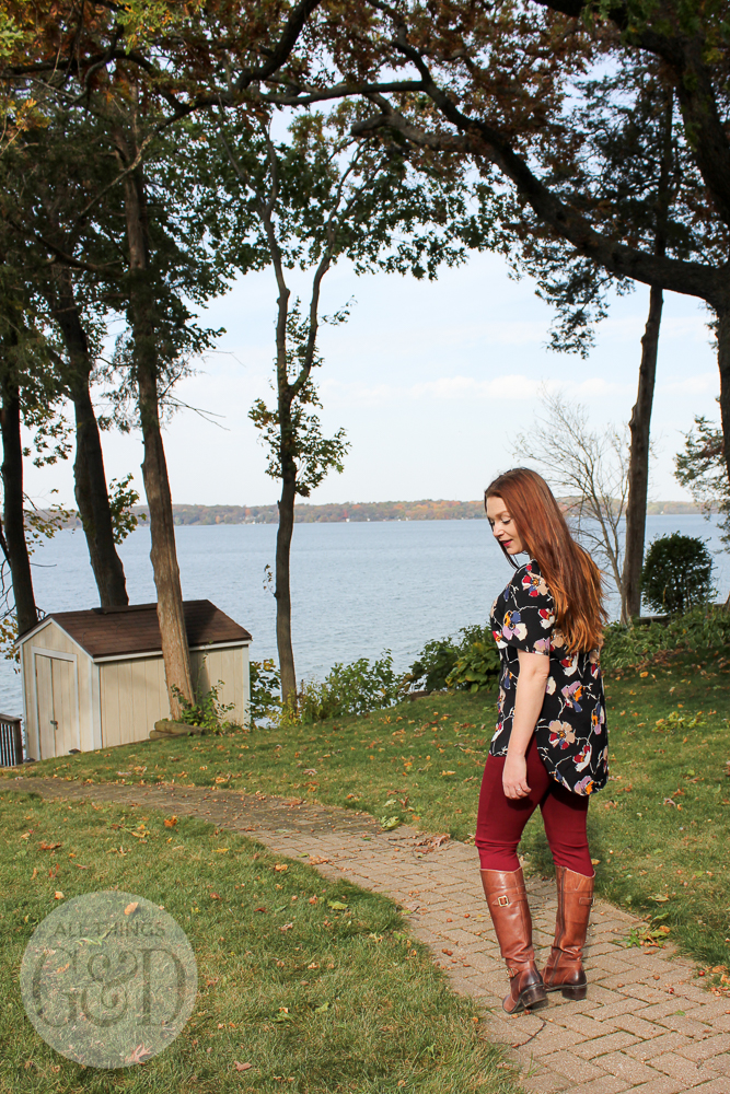 "Moody-Florals-1The ""moody florals"" fashion trend for Fall 2015 - putting those perky petals through a little teenage angst and having them come out all moody and broody. #fallfashion #fall2015 #StitchFix"