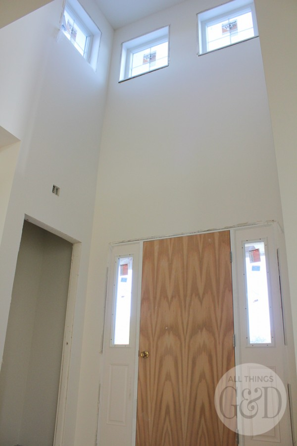 French Doors Interior Office