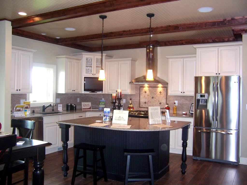 Parade Of Homes Exposed Beams All Things G Amp D