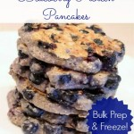 blueberry-protein-pancakes