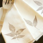 DIY-Leaf-Stamped-Napkin-Tutorial