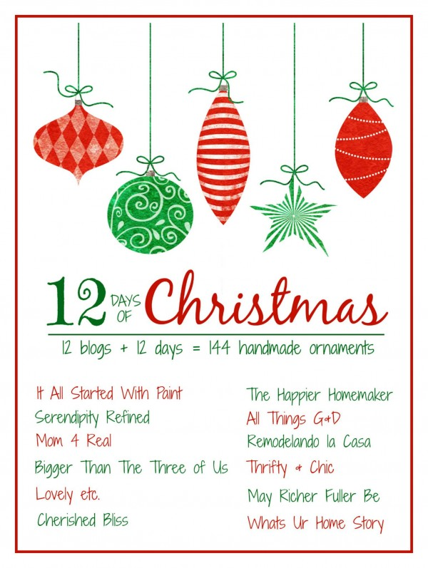12 Days Of Christmas Ideas For Work
