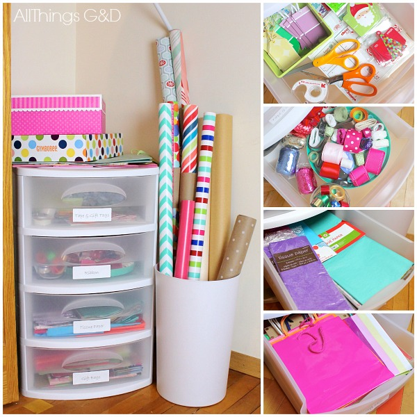 Organization archives all things gd gift wrapping station solutioingenieria Choice Image