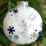 Olaf-Ornament