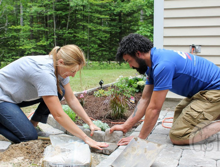 Lowe's Maine Makeover | Day 1