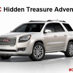 GMC Hidden Treasure Adventure 2015