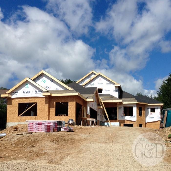 ATG&D Dream Home   Framing (Exterior & Roof)