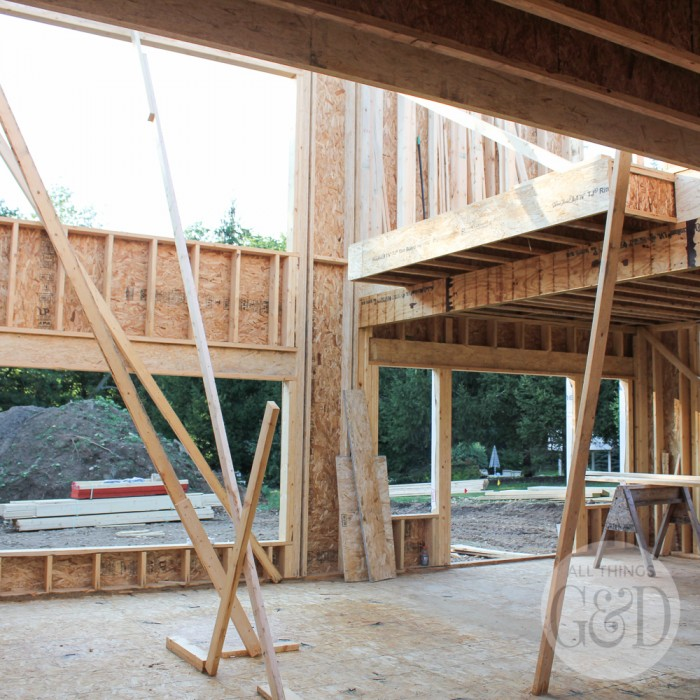ATG&D Dream Home   Framing (2nd Floor)