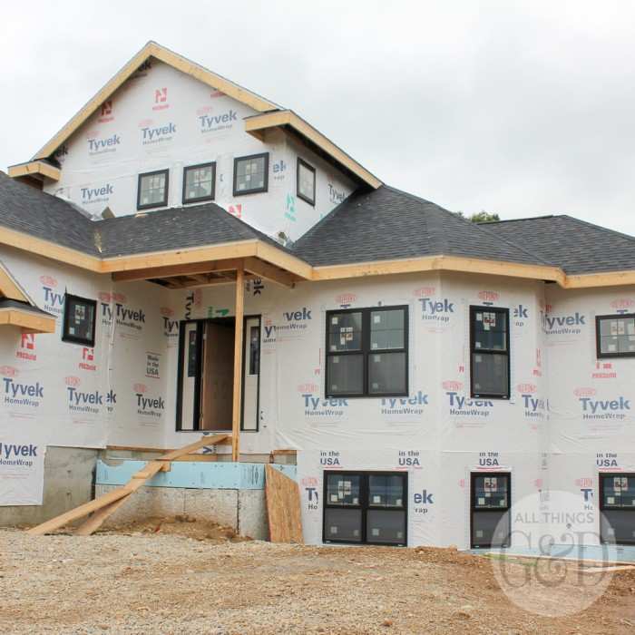 ATG&D Dream Home | We Have Windows!