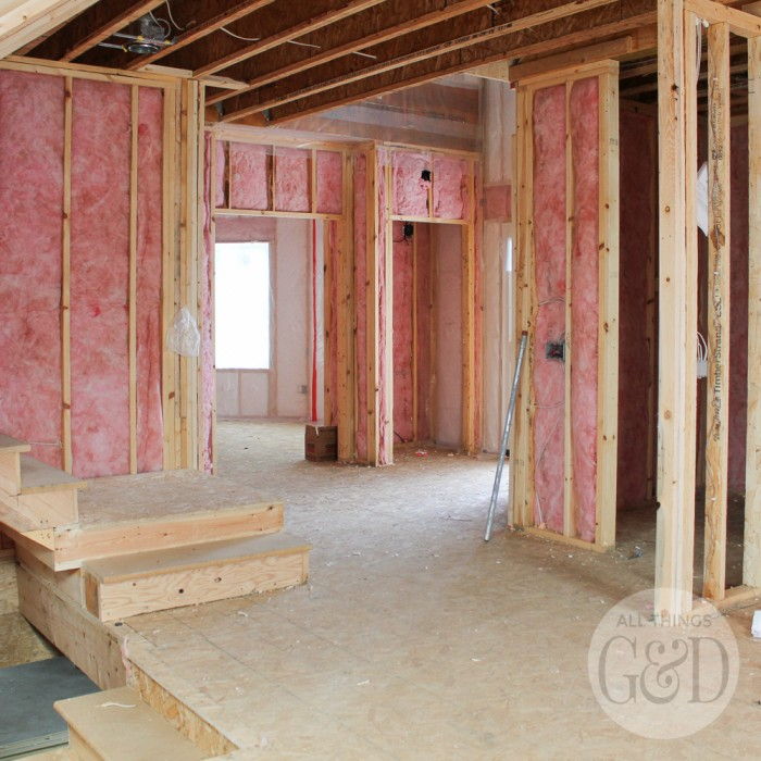 ATG&D Dream Home | Insulation