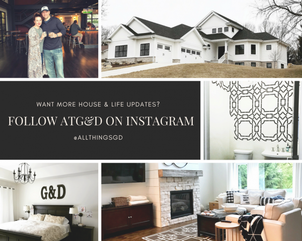 All Things G&D on Instagram @allthingsgd