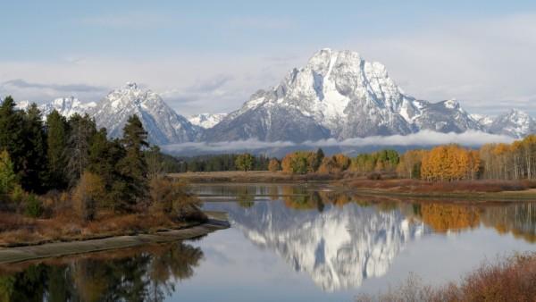 Grand Teton National Park + The Snake River