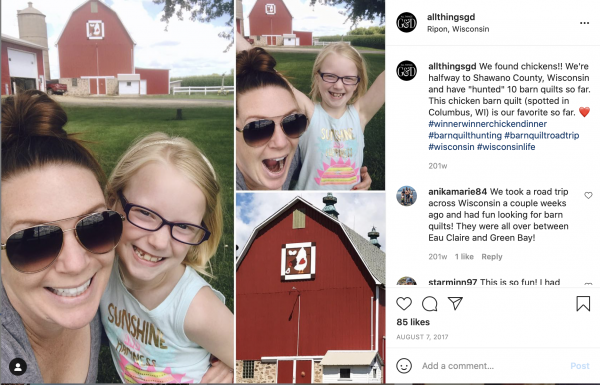 Barn Quilt Road Trip | All Things G&D