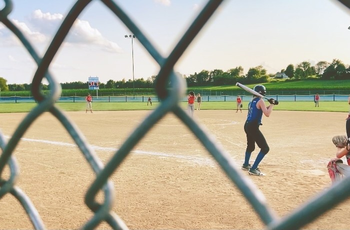 Lessons on a Softball Field
