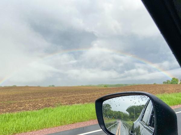 Rylee's 3rd Rainbow